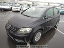 Used 2006 VOLKSWAGEN GOLF PLUS BG209192 for Sale for Sale
