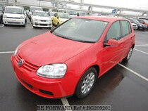 Used 2006 VOLKSWAGEN GOLF BG209201 for Sale for Sale