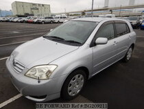Used 2003 TOYOTA ALLEX BG209211 for Sale for Sale