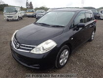 Used 2009 NISSAN TIIDA BG292311 for Sale for Sale
