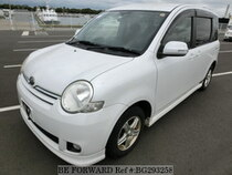Used 2010 TOYOTA SIENTA BG293258 for Sale for Sale