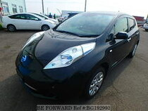 Used 2014 NISSAN LEAF BG192993 for Sale for Sale