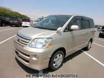 Used 2006 TOYOTA NOAH BG207514 for Sale for Sale