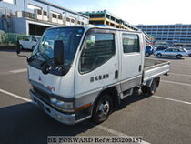Used 2003 MITSUBISHI CANTER GUTS BG209187 for Sale for Sale