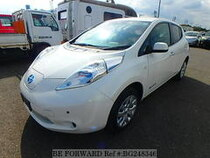 Used 2014 NISSAN LEAF BG248346 for Sale for Sale