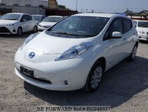 Used 2013 NISSAN LEAF BG248337 for Sale for Sale