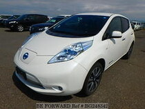 Used 2014 NISSAN LEAF BG248342 for Sale for Sale