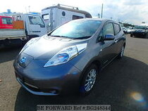 Used 2014 NISSAN LEAF BG248344 for Sale for Sale
