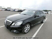 Used 2010 MERCEDES-BENZ E-CLASS BG292345 for Sale for Sale