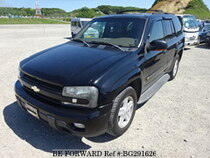 Used 2003 CHEVROLET TRAILBLAZER BG291626 for Sale for Sale