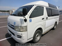 Used 2006 TOYOTA HIACE VAN BG292176 for Sale for Sale