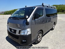 Used 2014 NISSAN CARAVAN VAN BG292331 for Sale for Sale