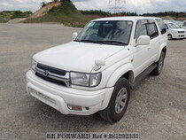 Used 2002 TOYOTA HILUX SURF BG292335 for Sale for Sale