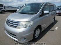 Used 2008 NISSAN SERENA BG291840 for Sale for Sale