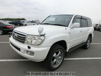 Used 2005 TOYOTA LAND CRUISER BG291719 for Sale for Sale