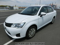 Used 2013 TOYOTA COROLLA AXIO BG293264 for Sale for Sale