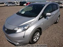 Used 2012 NISSAN NOTE BG293488 for Sale for Sale