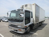 Used 2003 ISUZU FORWARD BG293717 for Sale for Sale