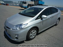 Used 2011 TOYOTA PRIUS BG294726 for Sale for Sale