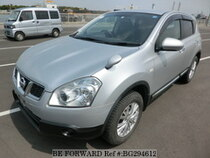 Used 2012 NISSAN DUALIS BG294612 for Sale for Sale