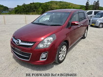 Used 2008 MAZDA MPV BG294659 for Sale for Sale
