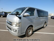 Used 2004 TOYOTA HIACE VAN BG294712 for Sale for Sale