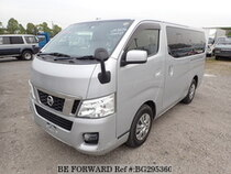 Used 2014 NISSAN CARAVAN VAN BG295360 for Sale for Sale