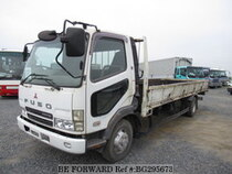 Used 2006 MITSUBISHI FIGHTER BG295673 for Sale for Sale