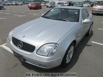 Used 1999 MERCEDES-BENZ SLK BG295563 for Sale for Sale