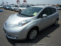 Used 2014 NISSAN LEAF BG296923 for Sale for Sale