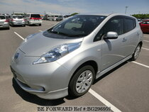 Used 2014 NISSAN LEAF BG296959 for Sale for Sale