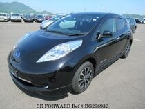 Used 2015 NISSAN LEAF BG296932 for Sale for Sale