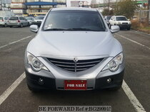 Used 2007 SSANGYONG ACTYON BG299915 for Sale for Sale