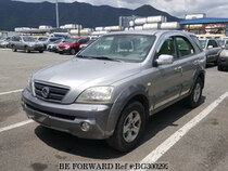 Used 2004 KIA SORENTO BG300292 for Sale for Sale