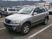 Used 2002 KIA SORENTO BG300668 for Sale for Sale