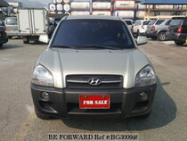 Used 2004 HYUNDAI TUCSON BG300946 for Sale for Sale