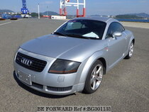Used 2000 AUDI TT BG301135 for Sale for Sale