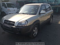 Used 2004 HYUNDAI TUCSON BG302048 for Sale for Sale