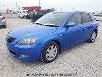 Used 2006 MAZDA AXELA SPORT BG303077 for Sale for Sale