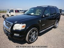 Used 2008 FORD EXPLORER BG303865 for Sale for Sale