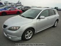 Used 2006 MAZDA AXELA SPORT BG303813 for Sale for Sale