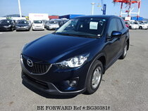 Used 2014 MAZDA CX-5 BG303818 for Sale for Sale