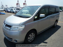 Used 2007 NISSAN SERENA BG303929 for Sale for Sale