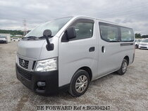 Used 2014 NISSAN CARAVAN VAN BG304247 for Sale for Sale