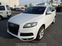 Used 2012 AUDI Q7 BG304220 for Sale for Sale