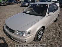 Used 1998 TOYOTA COROLLA SEDAN BG303891 for Sale for Sale
