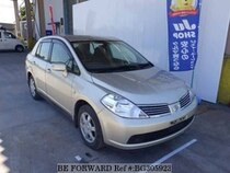 Used 2006 NISSAN TIIDA LATIO BG305923 for Sale for Sale