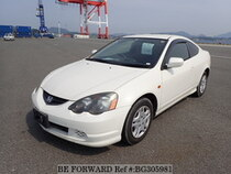 Used 2002 HONDA INTEGRA BG305981 for Sale for Sale