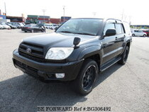 Used 2004 TOYOTA HILUX SURF BG306492 for Sale for Sale