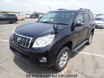 Used 2010 TOYOTA LAND CRUISER PRADO BG306549 for Sale for Sale